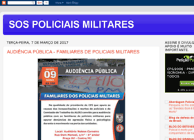 sospoliciaismilitares.blogspot.com