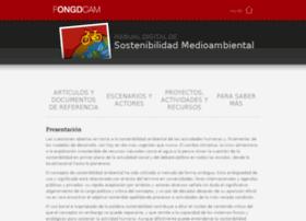 sostenibilidad.fongdcam.org