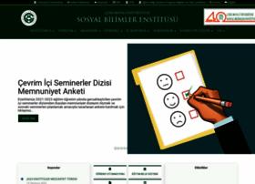 sosyalbilimler.cu.edu.tr