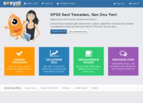sosyalkpss.com