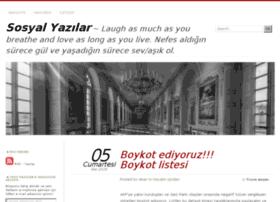 sosyalyazilar.com