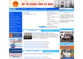 sotaichinh.camau.gov.vn