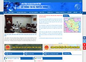sotttt.thaibinh.gov.vn