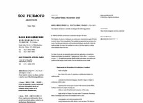 sou-fujimoto.net