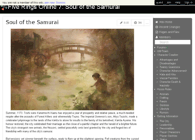 soul-of-the-samurai.wikispaces.com