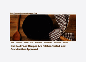 soulfoodandsoutherncooking.com