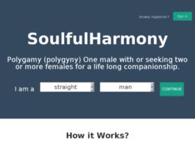 soulfulharmony.com