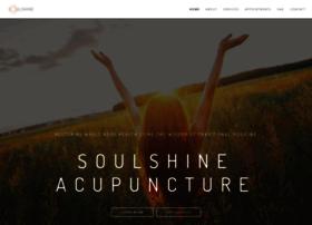 soulshineacupuncture.com