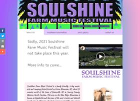 soulshinefarmfest.com