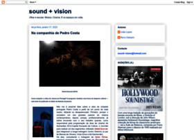 sound--vision.blogspot.pt