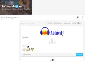 sound-editing.softwareinsider.com
