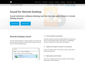 sound-over-rdp.com
