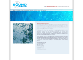 sound-telecom.com