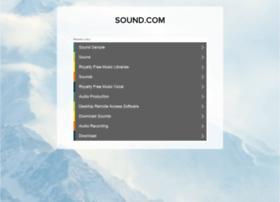 sound.com