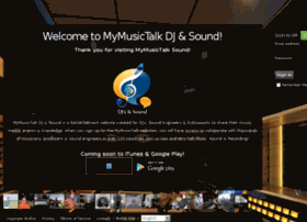 sound.mymusictalk.com