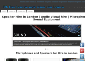 sound4london.co.uk