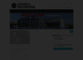soundandrecording.de