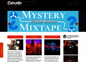soundartistmanagement.com