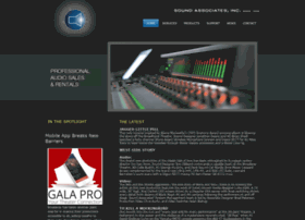 soundassociates.com