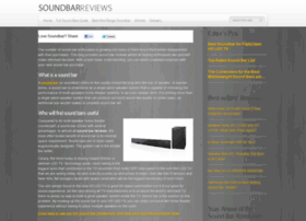 soundbarreviewshq.net