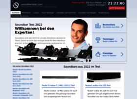 soundbartest.com