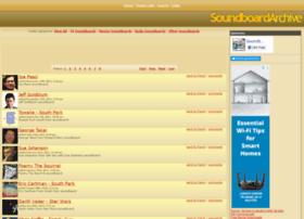 soundboardarchive.com
