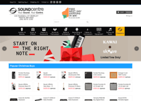 soundcentre.com.au
