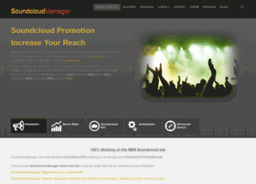soundcloudmanager.com