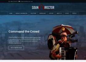 sounddirector.com