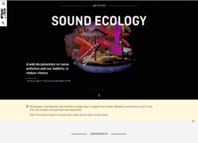 soundecology.nfb.ca