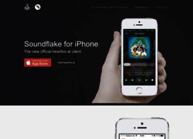 soundflakeapp.com