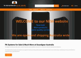 soundgearaustralia.com.au