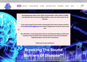 soundhealthinc.com