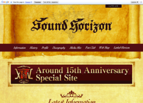 soundhorizon.com