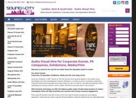 soundinthecity.co.uk