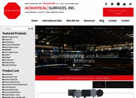 soundproofing.acousticalsurfaces.com