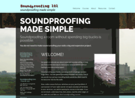 soundproofing101.com
