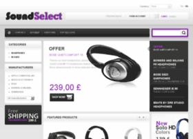soundselect.co.uk