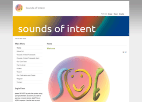 soundsofintent.org