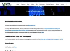 soundtraining.net