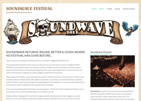 soundwavefestival.com