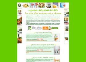 soupe.info