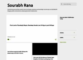 sourabhrana.blogspot.in