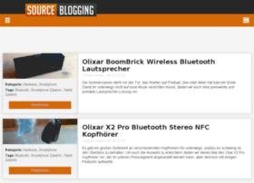 sourceblogging.de