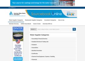 sourcebook.awwa.org