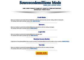 sourcecodemillionsmods.com