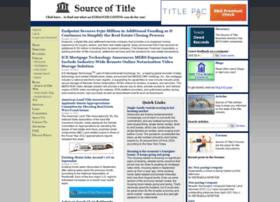sourceoftitle.com