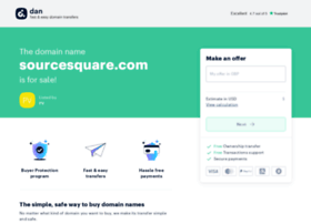 sourcesquare.com