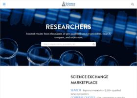 sourcing.scienceexchange.com