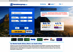south-africa.rentalcargroup.com
